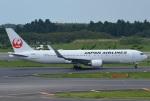 K.787.Nさんが、成田国際空港で撮影した日本航空 767-346/ERの航空フォト(写真)
