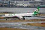 tomoMTさんが、羽田空港で撮影したエバー航空 A330-302の航空フォト(写真)