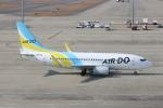 SIさんが、中部国際空港で撮影したAIR DO 737-781の航空フォト(写真)