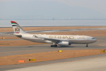 SIさんが、中部国際空港で撮影したエティハド航空 A330-243の航空フォト(写真)