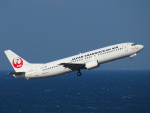 えぬえむさんが、中部国際空港で撮影した日本トランスオーシャン航空 737-446の航空フォト(写真)