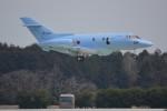 デルタおA330さんが、茨城空港で撮影した航空自衛隊 U-125A(Hawker 800)の航空フォト(写真)