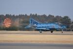 デルタおA330さんが、茨城空港で撮影した航空自衛隊 RF-4E Phantom IIの航空フォト(写真)