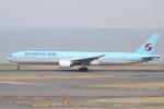 tyusonさんが、羽田空港で撮影した大韓航空 777-3B5の航空フォト(写真)