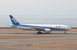 SIさんが、中部国際空港で撮影した全日空 777-281/ERの航空フォト(写真)
