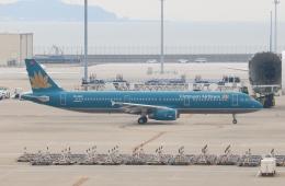 SIさんが、中部国際空港で撮影したベトナム航空 A321-231の航空フォト(写真)