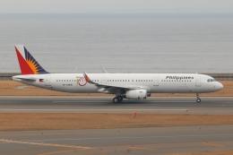 SIさんが、中部国際空港で撮影したフィリピン航空 A321-231の航空フォト(写真)