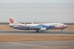 SIさんが、中部国際空港で撮影した中国国際航空 737-89Lの航空フォト(写真)