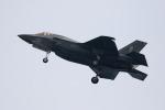 Kanarinaさんが、岩国空港で撮影したアメリカ海兵隊 F-35B Lightning IIの航空フォト(写真)