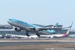 tabi0329さんが、福岡空港で撮影した大韓航空 A330-323Xの航空フォト(写真)
