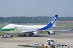 xiel0525さんが、成田国際空港で撮影した日本貨物航空 747-4KZF/SCDの航空フォト(写真)