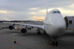 Masahiro0さんが、成田国際空港で撮影したノースウエスト航空 747-451の航空フォト(写真)