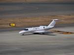 Cayenneさんが、中部国際空港で撮影した国土交通省 航空局 525C Citation CJ4の航空フォト(写真)