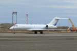 たまさんが、羽田空港で撮影したSTC Aviation Services BD-700-1A10 Global 6000の航空フォト(写真)