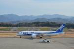 東亜国内航空さんが、高松空港で撮影した全日空 787-881の航空フォト(写真)