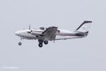 triton@blueさんが、高松空港で撮影した朝日航空 Baron G58の航空フォト(写真)