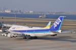 Orange linerさんが、羽田空港で撮影した全日空 747-481(D)の航空フォト(写真)