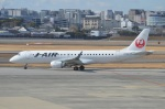 amagoさんが、伊丹空港で撮影したジェイ・エア ERJ-190-100(ERJ-190STD)の航空フォト(写真)