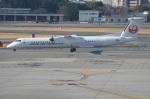amagoさんが、伊丹空港で撮影した日本エアコミューター DHC-8-402Q Dash 8の航空フォト(写真)