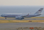 あしゅーさんが、羽田空港で撮影したロシア連邦保安庁 Il-96-400VPUの航空フォト(写真)