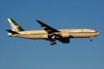 ぼんやりしまちゃんさんが、北京首都国際空港で撮影したパキスタン国際航空 777-2Q8/ERの航空フォト(写真)