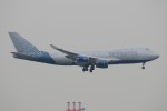 ぼんやりしまちゃんさんが、香港国際空港で撮影したスカイ・ゲーツ・エアラインズ 747-467F/SCDの航空フォト(写真)