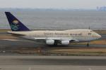 korosukeさんが、羽田空港で撮影したサウジアラビア王国政府 747SP-68の航空フォト(写真)