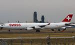 SPEEDBIRD-KEIGOさんが、成田国際空港で撮影したスイスインターナショナルエアラインズ A340-313Xの航空フォト(写真)