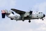 Flankerさんが、厚木飛行場で撮影したアメリカ海軍 C-2A Greyhoundの航空フォト(写真)