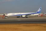 dianaさんが、羽田空港で撮影した全日空 777-381の航空フォト(写真)