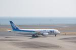 J-birdさんが、羽田空港で撮影した全日空 787-881の航空フォト(写真)