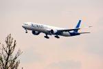 まいけるさんが、ロンドン・ヒースロー空港で撮影したクウェート航空 777-369/ERの航空フォト(写真)
