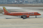 taka2217さんが、福岡空港で撮影したフジドリームエアラインズ ERJ-170-200 (ERJ-175STD)の航空フォト(写真)