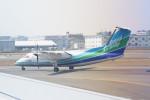 taka2217さんが、福岡空港で撮影したオリエンタルエアブリッジ DHC-8-201Q Dash 8の航空フォト(写真)
