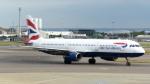 誘喜さんが、ロンドン・ヒースロー空港で撮影したブリティッシュ・エアウェイズ A321-231の航空フォト(写真)