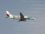 commet7575さんが、福岡空港で撮影した日本トランスオーシャン航空 737-4Q3の航空フォト(写真)