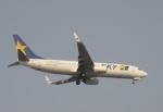 commet7575さんが、福岡空港で撮影したスカイマーク 737-81Dの航空フォト(写真)