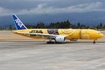 KAW-YGさんが、鹿児島空港で撮影した全日空 777-281/ERの航空フォト(写真)