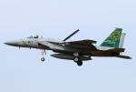 なごやんさんが、小松空港で撮影した航空自衛隊 F-15J Eagleの航空フォト(写真)
