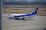 ライトブルーレフトさんが、伊丹空港で撮影したANAウイングス 737-54Kの航空フォト(写真)