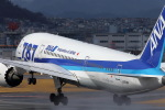 khideさんが、伊丹空港で撮影した全日空 787-881の航空フォト(写真)