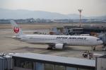ライトブルーレフトさんが、伊丹空港で撮影した日本航空 767-346/ERの航空フォト(写真)
