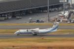 OS52さんが、羽田空港で撮影した海上保安庁 DHC-8-315Q MPAの航空フォト(写真)