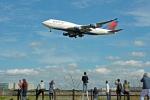 NIKKOREX Fさんが、成田国際空港で撮影したデルタ航空 747-451の航空フォト(写真)