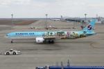 KAKOさんが、中部国際空港で撮影した大韓航空 777-3B5/ERの航空フォト(写真)