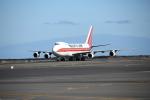 徳兵衛さんが、コナ国際空港で撮影したカリッタ エア 747-222B(SF)の航空フォト(写真)