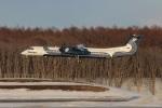 ショウさんが、新千歳空港で撮影したオーロラ DHC-8-402Q Dash 8の航空フォト(写真)
