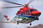 けんちゃんさんが、栃木ヘリポートで撮影した三井物産エアロスペース AW139の航空フォト(写真)