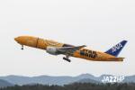JA22HPさんが、広島空港で撮影した全日空 777-281/ERの航空フォト(写真)