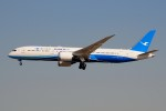 ぼんやりしまちゃんさんが、北京首都国際空港で撮影した厦門航空 787-9の航空フォト(写真)